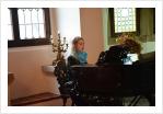 """Zamek w Dębnie """"Patriotyczne śpiewanie"""""""